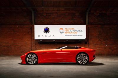Karma加入美国汽车创新联盟