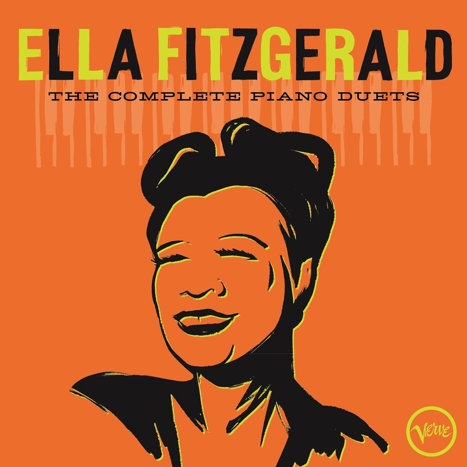 For the first time ever, all of Ella Fitzgerald's captivating collaborations with pianists on the labels Decca, Verve, and Pablo, have been collected together as 'The Complete Piano Duets,' which will be released March 13 as a 2CD and digital collection via Verve Records/UMe.