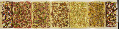 Hormel Foods creates the 54 topping pizza for the 54th annual Big Game.
