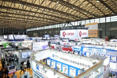 At the Scene of LabWorld China