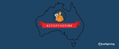 YouTube star and philanthropist Keemstar, aka Daniel Keem, launches $1 million campaign in partnership with Softgiving to #StopTheFire in Australia