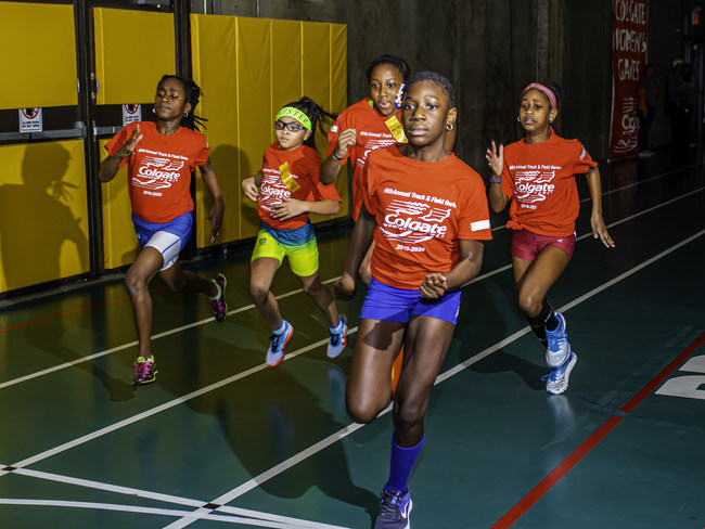 Saturday's semi-finals at Pratt Institute in Brooklyn saw fierce competition as top contenders in every division left it all on the track in their race to the finals on February 1, 2020 at The Armory Track, NYC