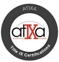 ATIXA Title IX Certifications