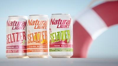 "Natural Light Seltzer ""House Rules"""