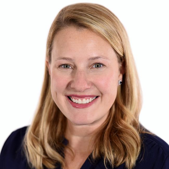 Business Development Director Darrah O'Brien