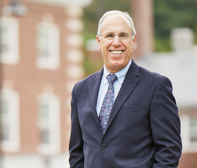 Babson College's President Stephen Spinelli Jr., PhD, MBA'92 honored for entrepreneurial and philanthropic achievement and commitment to entrepreneurship education.