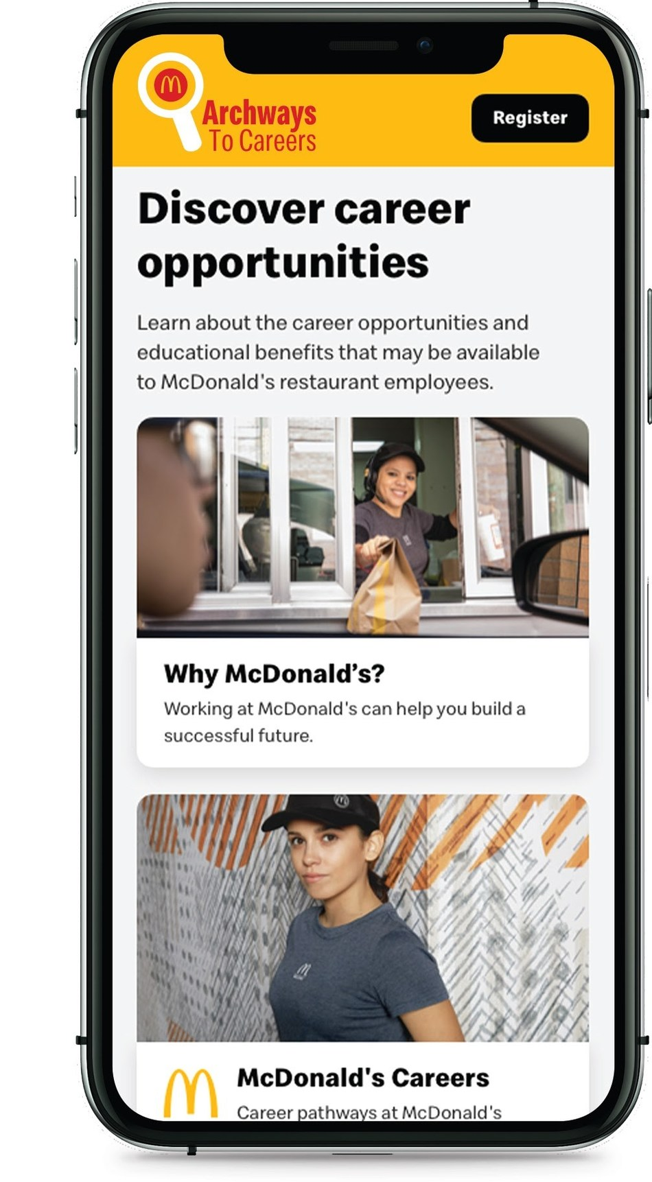 Archways to Careers App