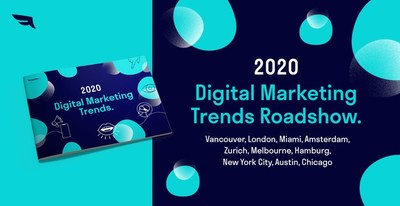 Falcon.io Announces First Worldwide Digital Marketing Trends Roadshow