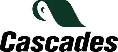Logo : Cascades inc. (Groupe CNW/Cascades Inc.)