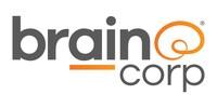 Brain Corp logo (PRNewsfoto/Brain Corp)