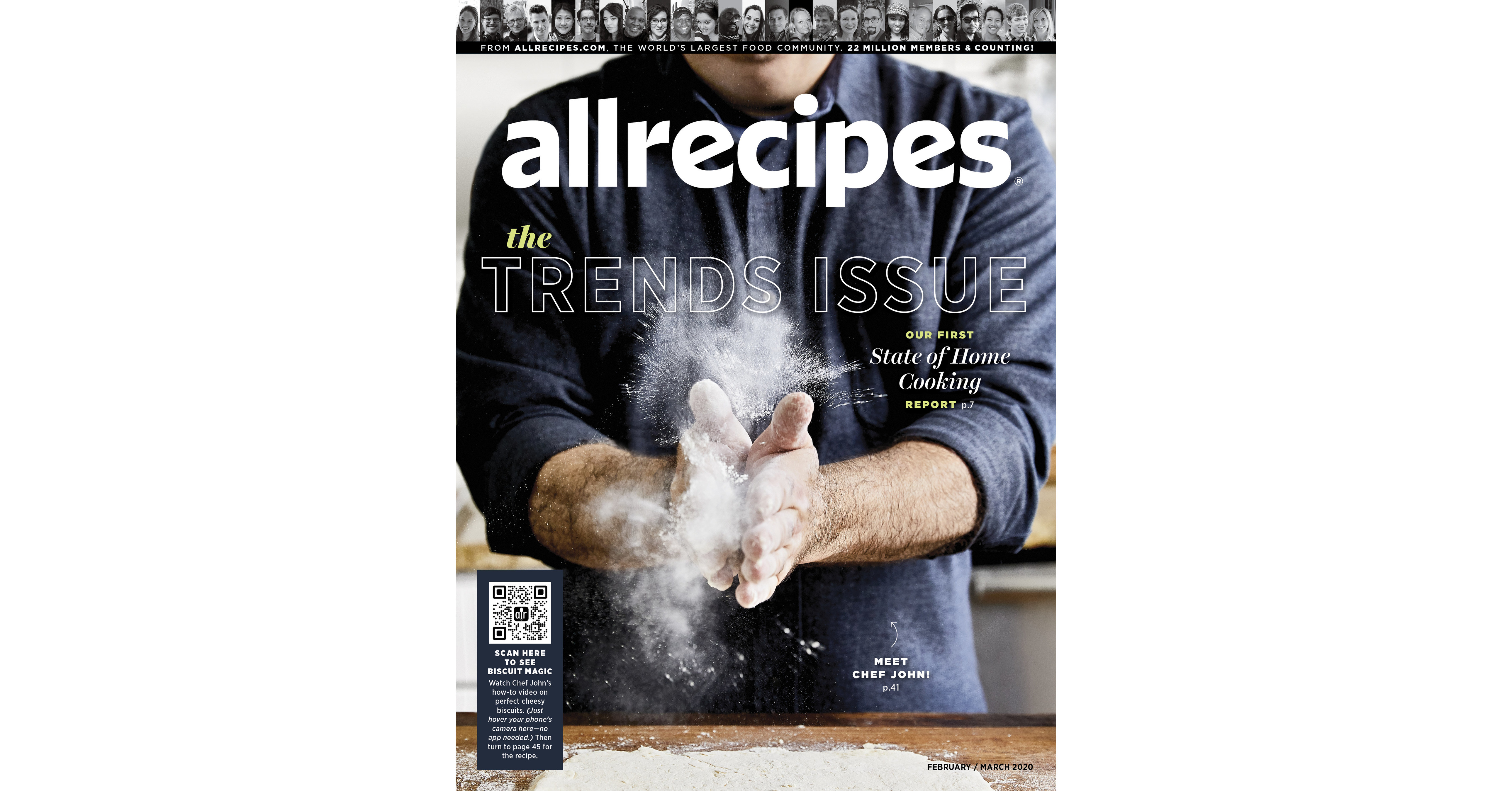 Allrecipes America S Largest Digital Food Media Brand Hits Traffic Milestone And Debuts New Look As Home Cooking Habits And Preferences Continue To Evolve