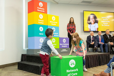 Intermountain Healthcare Launches Plan to Build Nation's Model Health System for Children
