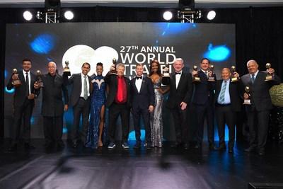 Sandals Resorts International Kicks Off A New Decade With 11 Prestigious Awards At The 2020 World Travel Awards Caribbean Gala Ceremony