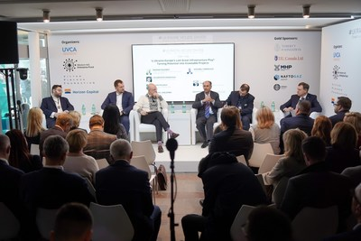 Strategic Partnerships, Infrastructure, Technology and Education: Highlights of Day 2 at Ukraine House Davos