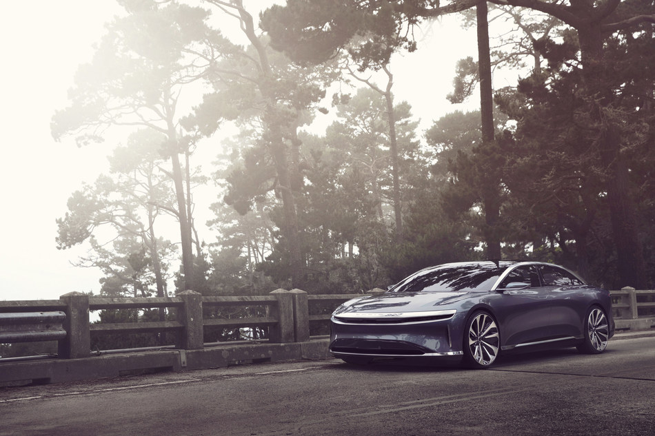 With strong interest from European consumers in buying and driving electric vehicles, Lucid Motors decided to open up reservations early for select countries.