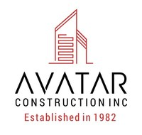 This is the logo of Avatar Construction INC, Tampa, Florida.