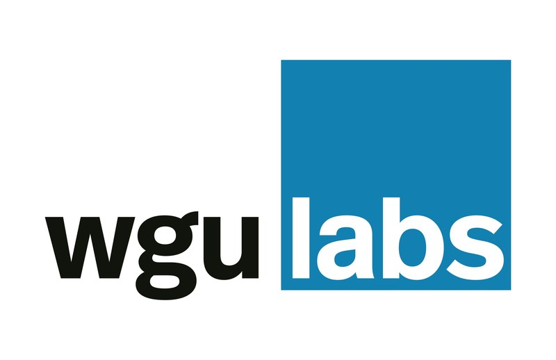 WGU Labs invents, builds, and invests in innovative learning solutions that improve quality and advance educational outcomes for learners everywhere. (PRNewsfoto/WGU Labs)