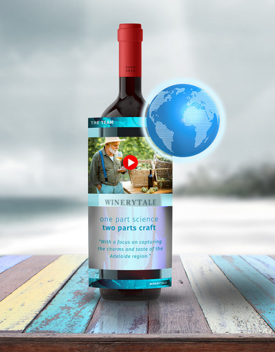 Winerytale's Augmented Reality Platform for every winery.