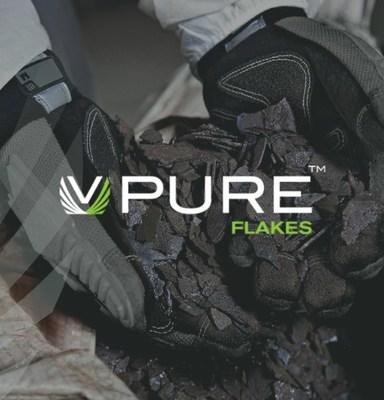 VPURE™ Flakes (CNW Group/Largo Resources Ltd.)
