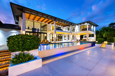 Platinum Luxury Auctions has reported a record sale for this modern, waterfront estate in Hollywood, Florida, following the live auction it held for the home in late November, 2019. The $3.6 million sale ranks as the 3rd-highest all-time for a single-family home in the entire city of Hollywood, which is located just south of Fort Lauderdale in Broward County. Miami's Engel & Völkers brokerage worked together with Platinum for the sale. More at PlatinumLuxuryAuctions.com.