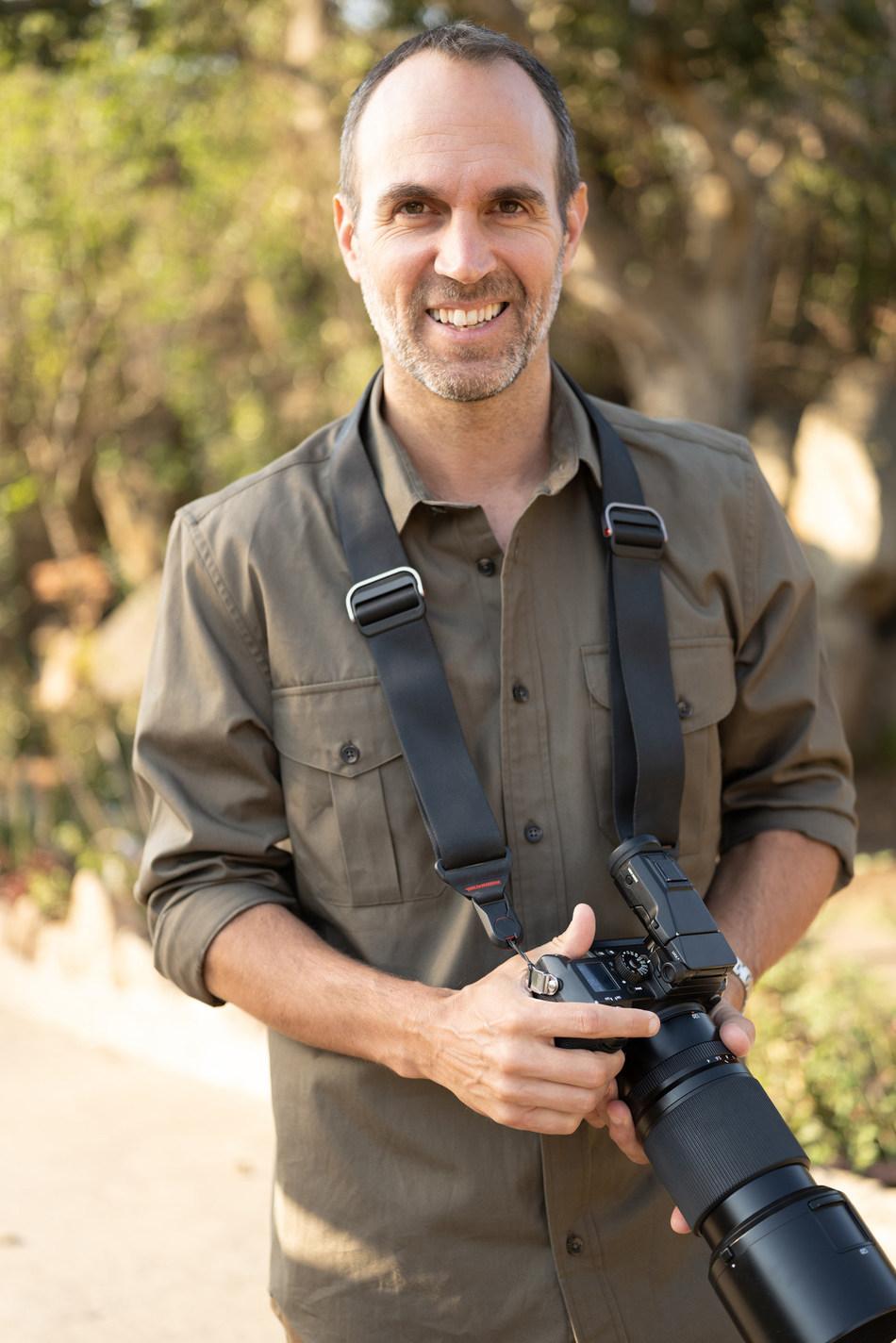 Canadian photographer and Four Seasons Envoy, Nicolas Ruel.
