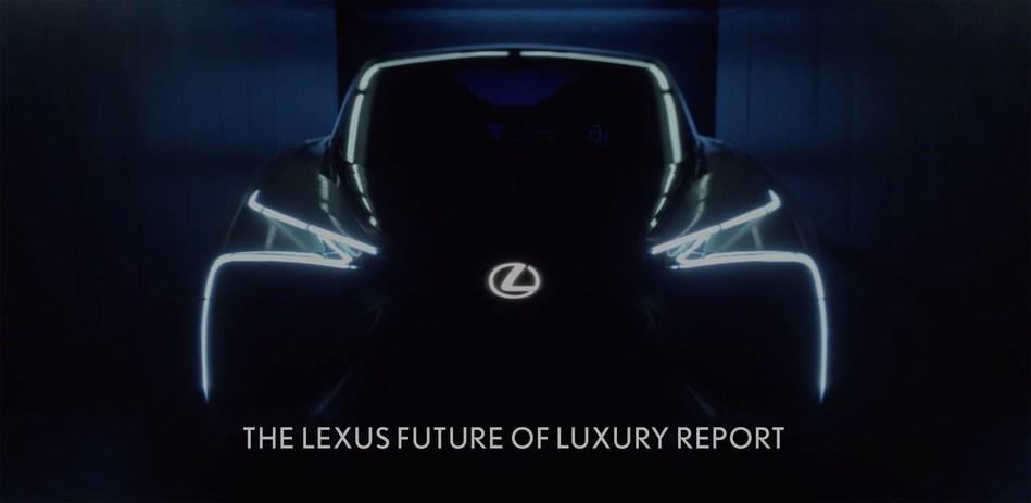 (PRNewsfoto/Lexus)