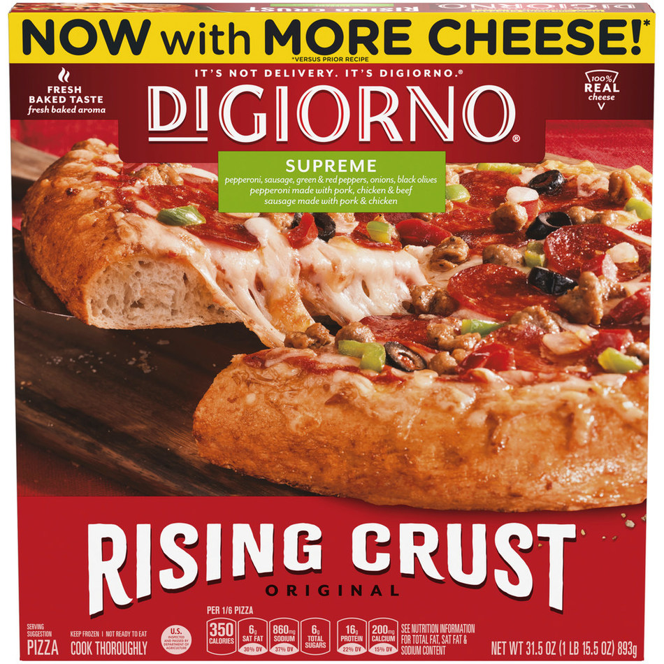 Courtesy of DIGIORNO