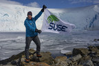 SUSE Joins Forces with Endurance Athlete Lewis Pugh; Sponsors World's First Swim in East Antarctic Supra-Glacial Lake to Fight Climate Change and Create 1 million sq km Marine Protected Area