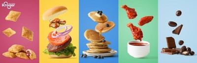 Kroger's top food trend predictions for 2020, insightfully curated by its culinary experiences team and Our Brands product developers, chefs and innovators.