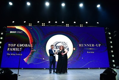 American Broadcasters Break the Mold at the BIGO Awards Gala 2020 Held in Singapore