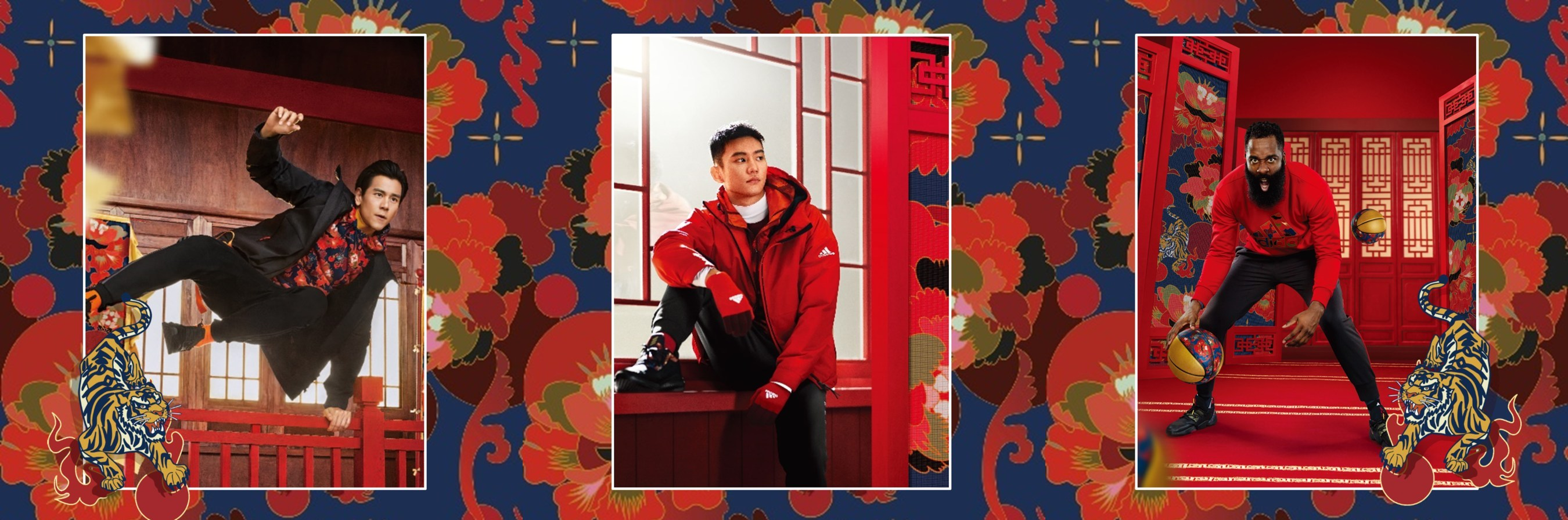Adidas Celebrates Chinese New Year With New Collection Launch