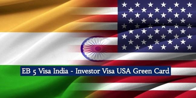 EB5 Visa India
