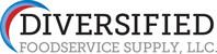Diversified Foodservice Supply Logo (PRNewsfoto/Diversified Foodservice Supply)