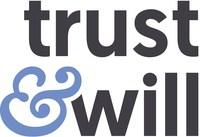 Trust & Will Logo (PRNewsfoto/Trust & Will)