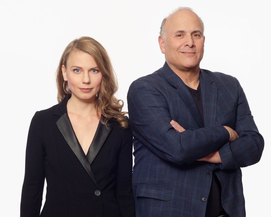 Laura Nirider and Steve Drizin (PRNewsfoto/Wrongful Conviction with Jason )