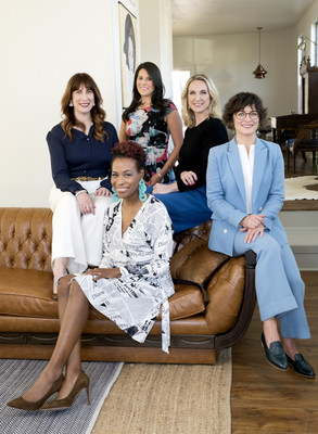 Members of The 19th's founding team include: Amanda Zamora, co-founder and publisher; Errin Haines, editor-at-large; Andrea Valdez, editor-in-chief; Emily Ramshaw, co-founder and CEO; Johanna Derlega chief revenue officer