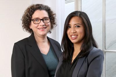 Julie Vogel, President; Nikki San Miguel, Principal