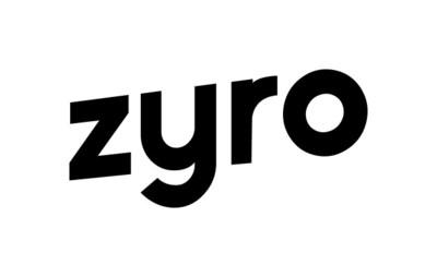 Zyro Logo (PRNewsfoto/Zyro)