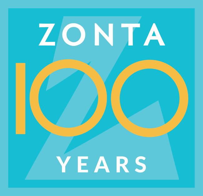 Zonta International Centennial icon