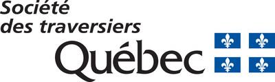 Logo : Société des traversiers du Québec (STQ) (Groupe CNW/Société des traversiers du Québec)