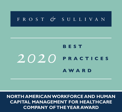 Kronos Applauded by Frost & Sullivan for Its Flagship Human Capital Management Solution, Workforce Dimensions?