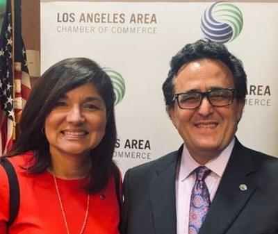 Optimum Seismic's Ali Sahabi Joins Los Angeles Area Chamber of Commerce Board of Directors