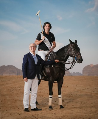 "Global Polo Star Ignacio ""Nacho"" Figueras Unveiled as Brand Ambassador for Saudi Arabia's AMAALA Ultra-luxury Resort Destination"