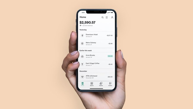 N26's innovative technology and design deliver a banking experience people love to use.