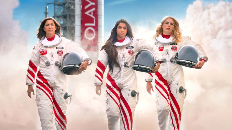 Olay unveils Super Bowl LIV commercial with a call for people everywhere to #MakeSpaceForWomen