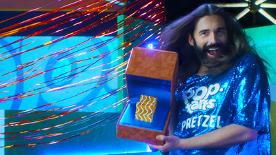 Jonathan Van Ness Brings Out The Best In Everything – Even Pretzels: TV Personality Stars In Big Game Commercial For New Pop-Tarts® Pretzel