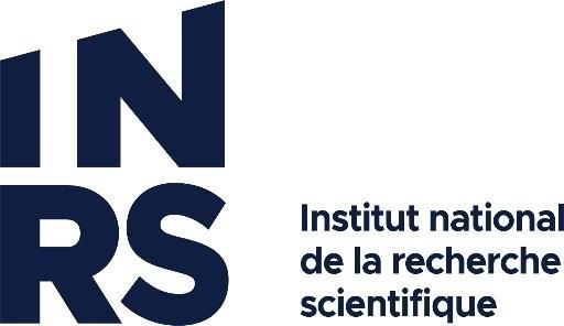Logo: INRS (CNW Group/Institut National de la recherche scientifique (INRS))