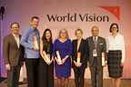 World Vision Canada recognizes extraordinary Canadians with the Heroes for Children Awards