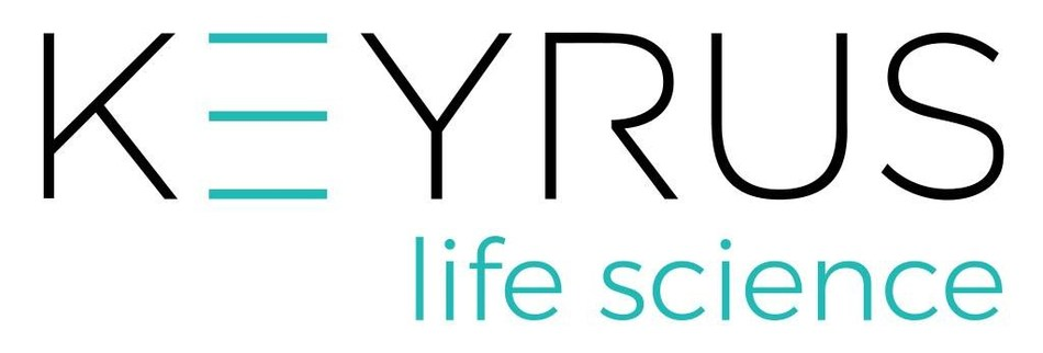 Keyrus Life Science Logo (PRNewsfoto/Keyrus)