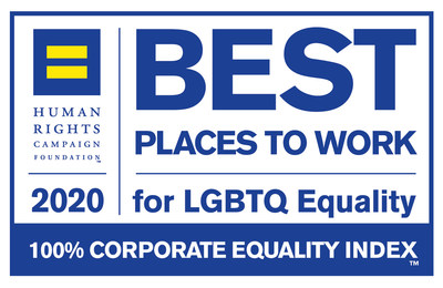 Sun Life scores 100% for LGBTQ workplace equality for 12th consecutive year